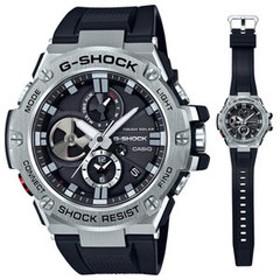 G-SHOCK カシオ 【国内正規品】G-SHOCK(ジーショック) G-STEEL Bluetooth Gショック メンズタイプ GST-B100-1AJF 【返品種別A】