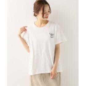 JOURNAL STANDARD relume 【AT DAWN /アット ドーン】Shaka Tシャツ ホワイト B S