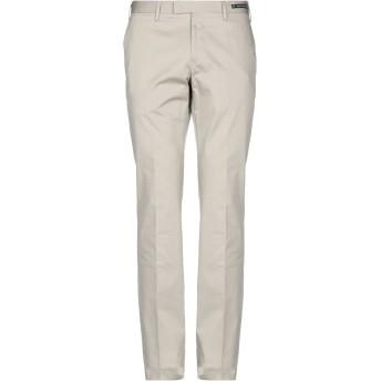 《9/20まで! 限定セール開催中》PT01 GHOST PROJECT メンズ パンツ グレー 50 コットン 98% / ポリウレタン 2%