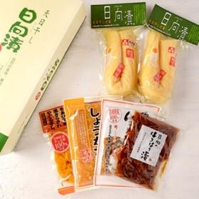 道本食品 宮崎のおつけもの 5種詰合せ 13005009