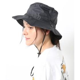 アダム エ ロペ ル マガザン/【Kiu】UV & レインサファリハット/ブラック/F