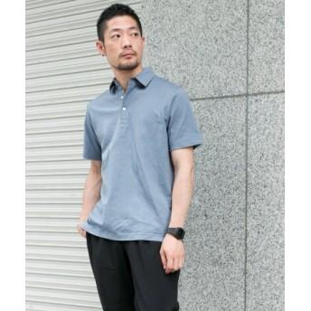 ROSSO(ロッソ) トップス ポロシャツ 【クールビズ対応】抗菌防臭天竺ポロシャツ