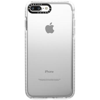 CASETiFY iPhone 7 Plus インパクトケース クリアケース シンプル iphone ケース 薄型 スマホケース 薄い スマホケ