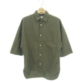 マディソンブルー MADISON BLUE S/Sシャツ