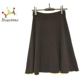 ブルマリン BLUMARINE スカート サイズ38 S レディース 黒 新着 20191126