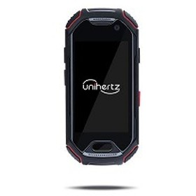 SIMフリースマートフォン Unihertz Atom 「ATOM-01」Octa Core 2.45型・メモリ/ストレージ:4GB/64GB nanoSIM x2 DSDV対応 ATOM-01 ブラック