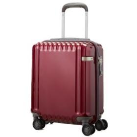(Bag & Luggage SELECTION/カバンのセレクション)エース パリセイドZ スーツケース機内持ち込み 22L SSサイズ コインロッカー ダイヤルロック ACE 05588/ユニセックス レッド 送料無料