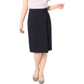 (ノーリーズ ソフィー) NOLLEY'S sophi ボディシェルタイトスカート 9-0030-1-06-008 40 ネイビー