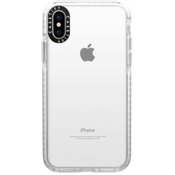 CASETiFY iPhone X インパクトケース クリアケース シンプル iphone ケース 薄型 スマホケース 薄い スマホケー