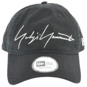 Yohji Yamamoto(ヨウジヤマモト)19SS ×NEWERA 9THIRTY COTTON BASEBALL CAP HH-H66-955-1-03 ニューエラ コットンベースボールキャップ
