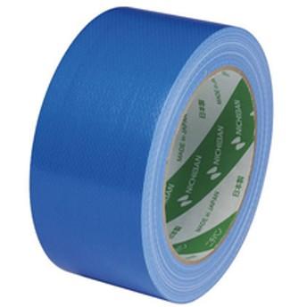 シヤチハタ布粘着テープ NO.121 50mm×25m 青F337666-1214-50
