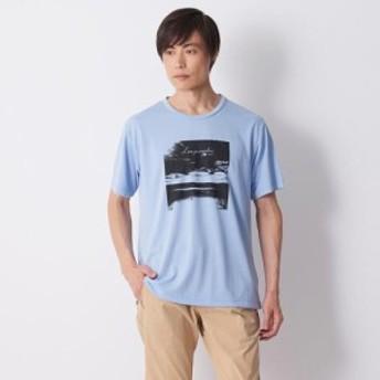 大特価!MIZUNO(ミズノ) グラフィック半袖Tシャツ[メンズ] B2JA800519