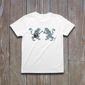 ボーカル&ギタリスト Tシャツ