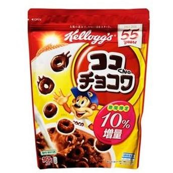 【6個入り】ケロッグ チョコワ 150g