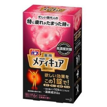 バブメディキュア花果実の香り 6錠