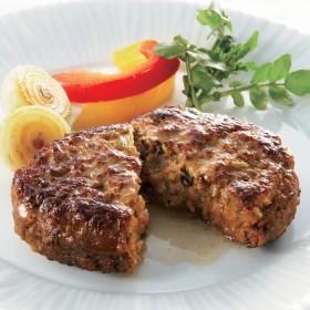 落合務シェフ監修 香味野菜と牛肉のハンバーグ (150g×8個) FF2406