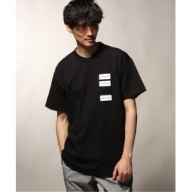 (JOURNAL STANDARD/ジャーナルスタンダード)PUSHERS ONLY/プッシャーズオンリー BASIC Tシャツ/メンズ ブラック