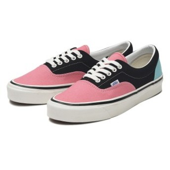"【VANS】""ANAHEIM FACTORY PACK"" ERA 95 DX ヴァンズ エラ 95 DX VN0A2RR1VYB (ANAHEIM)PNK/BK 7(25cm)"