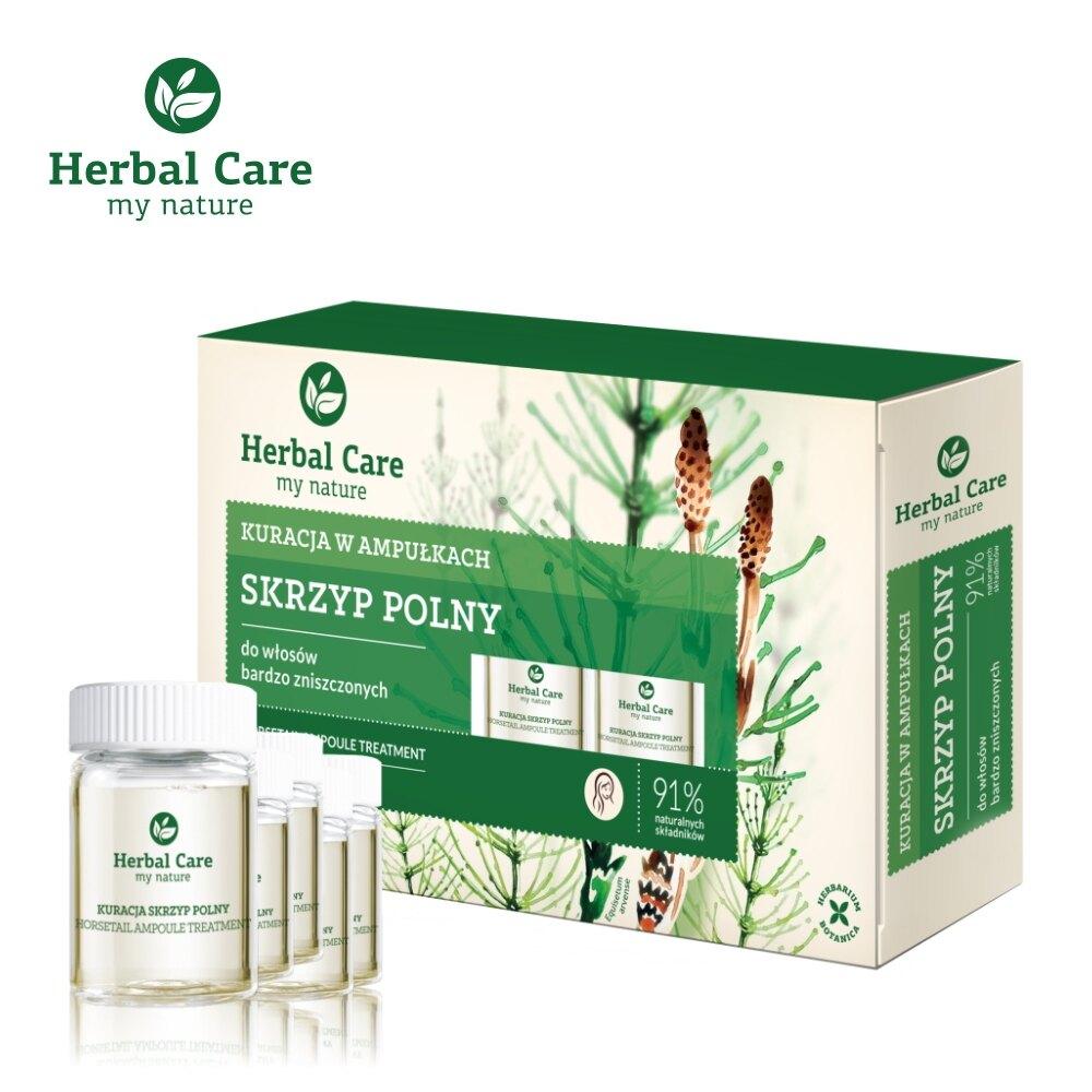 【Herbal Care】馬尾草頭皮養護強效安瓶