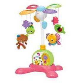 【ローヤル】 5820 やすらぎふわふわメリー おもちゃ 知育玩具 プリスクールトイ[▲][ホ][K]