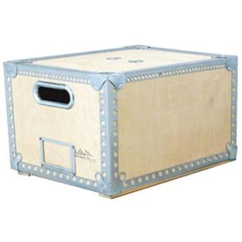収納ボックス ダルトン DULTON WOODEN BOX ウッデン ボックス 木製 M ( 収納ケース 収納BOX ボックス ケース 箱 ハコ )