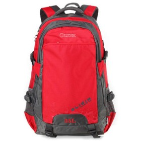 [star e business]登山リュック 35L ハイキング クライミング 釣りリュック スポーツバッグ 超軽量 丈夫 収納性抜群 大容量 多機能 背中通気 防災 アウトドア 防撥水 通学 通勤 旅行 部活