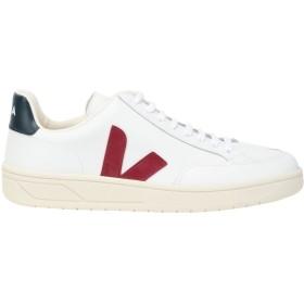 《期間限定セール開催中!》VEJA メンズ スニーカー&テニスシューズ(ローカット) ホワイト 42 革