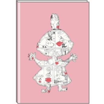 【2019年9月始まり】 デルフィーノ M手帳 ムーミン B6 マンスリー MOO-36418 コミック 月曜始まり
