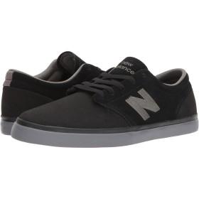 (ニューバランス) New Balance メンズスニーカー・カジュアルシューズ・靴・スケート NM345 Black/Magnet 8.5 (26.5cm) D - Medium