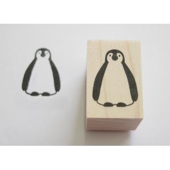 スタンプ/ゴム印/はんこ 「ペンギン」