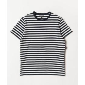 (agnes b./アニエスベー)J008 TS ボーダーTシャツ/メンズ ネイビー