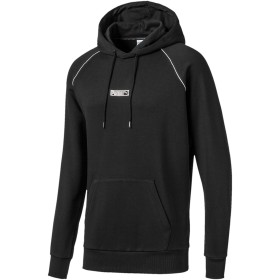 【プーマ公式通販】 プーマ CLASSICS NO.2 ロゴ フーディー メンズ Puma Black |PUMA.com