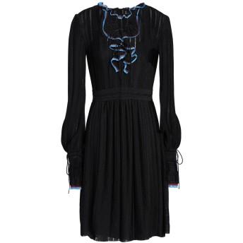 《セール開催中》TALITHA レディース ミニワンピース&ドレス ブラック XL レーヨン 100%