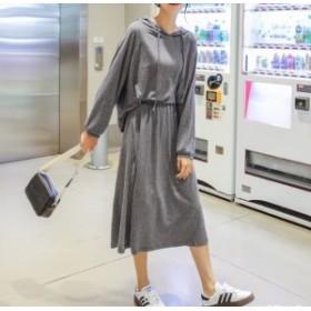 無地 セットアップ レディース 韓國 オルチャン ファッション 春服 レディース 春新作 トップス スカート オルチャン 韓國