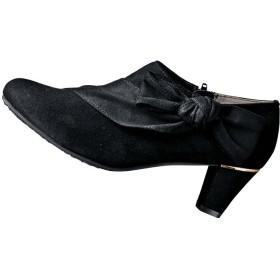 GeeRA 【匠シリーズ】優しい履き心地のシューティ ブラック レディース 5,000円(税抜)以上購入で送料無料 ブーツ 夏 レディースファッション アパレル 通販 大きいサイズ コーデ 安い おしゃれ お洒落 20代 30代 40代 50代 女性 靴 シューズ