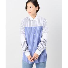 JOINT WORKS スミダシャツ SWITCH REG SHIRT 01 ブルー A フリー