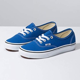 [(バンズ)Vans] ユニセックススケート靴・スニーカー Authentic オーセンティック Lapis Blue/True White ラピスブルー/ホワイト M:11.5, W:13 (メンズ29.5cm, レディース30cm) [並行輸入品]
