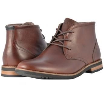 Rockport(ロックポート) メンズ 男性用 シューズ 靴 ブーツ チャッカブーツ Ledge Hill 2 Chukka Boot - Dark Brown 10.5 M (D) [並行輸入品]