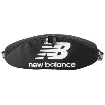 【NEW BALANCEウェア】 ニューバランス ウェア M ウエストポーチ BK(ブラック)