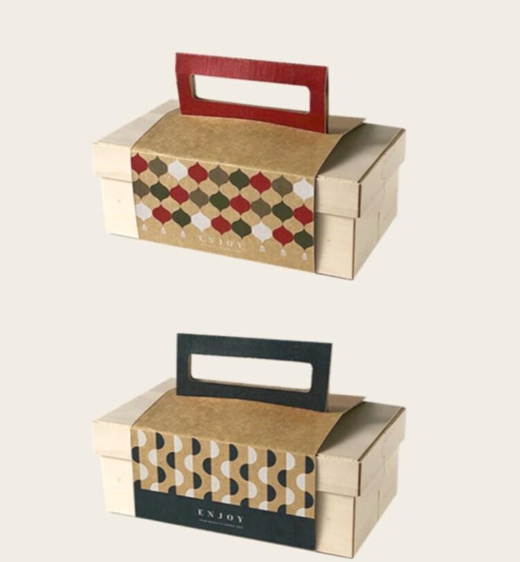 中秋節木盒 包裝盒 月餅盒 木頭盒 餅乾盒 鳳梨酥盒 蛋黄酥盒 牛軋糖盒 中秋禮盒包裝盒c103
