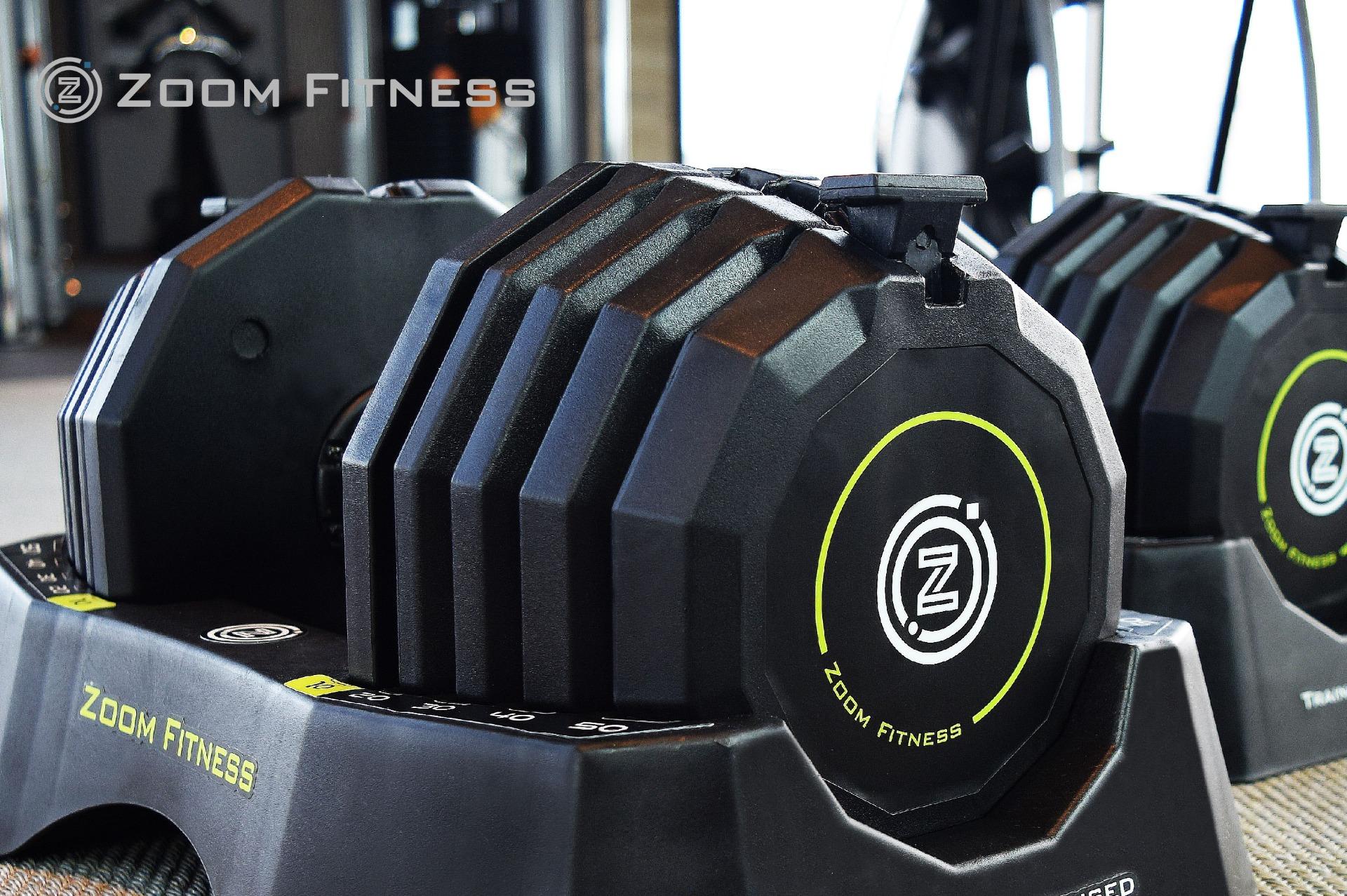 [ Zoom Fitness ] 50LB 調整啞鈴