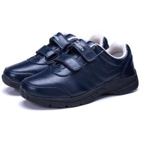 [サニーサニー] 婦人靴 ランニングシューズ スニーカー レディース スポーツ 防水 ベルクロ ママの靴 父の靴 男女兼用 介護シューズ 軽量 柔らかい リラックス 白/黒/ブルー/レッド アウトドア 高齢者 23CM-27CM 敬老の日 登山靴