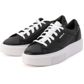 [ノーリーズ] adidas/アディダス SLEEK SUPER W 9-0401-5-17-104 23 ブラック
