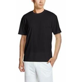 ユナイテッドアスレ 4.1オンス ドライ アスレチック Tシャツ 590001 [メンズ] 002 ブラック M