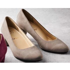 GeeRA 4Eヒールパンプス 23.5cm レディース 5,000円(税抜)以上購入で送料無料 パンプス 夏 レディースファッション アパレル 通販 大きいサイズ コーデ 安い おしゃれ お洒落 20代 30代 40代 50代 女性 靴 シューズ