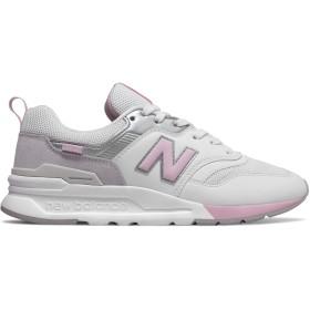 [ニューバランス] 靴・シューズ レディースライフスタイル 997H White with Crystal Rose ホワイト ローズ US 6.5 (23.5cm) [並行輸入品]