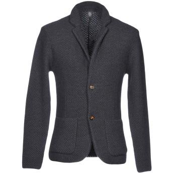 《期間限定セール開催中!》ELEVENTY メンズ テーラードジャケット 鉛色 XL 100% バージンウール