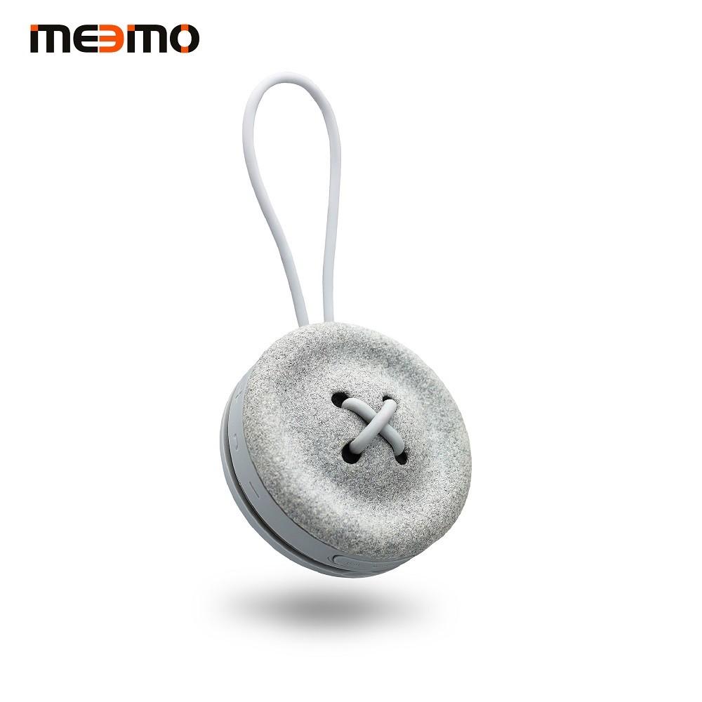 meemo鈕扣藍牙喇叭 / 單顆 / 4色/美國品牌