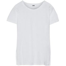 《セール開催中》LNA レディース T シャツ ホワイト XS コットン 100%