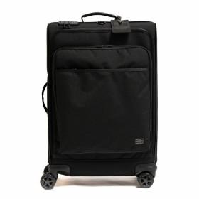ギャレリア 吉田カバン ソフトキャリーケース ポーター ハイブリッド PORTER HYBRID TROLLEY BAG(L) スーツケース 45L 737 17815 メンズ ブラック F 【GALLERIA】